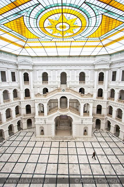 Duża Aula w Gmachu Głównym Politechniki Warszawskiej