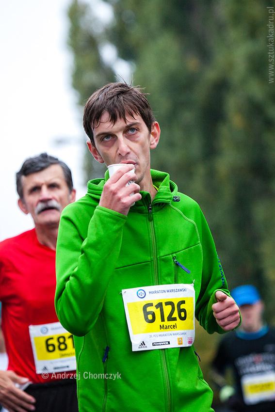 XXXV Maraton Warszawski
