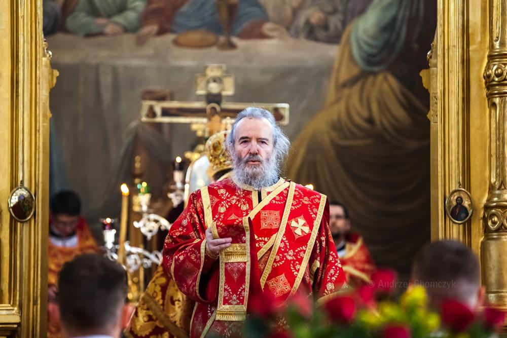 Wielki Czwartek w Katedrze Metropolitalnej w Warszawie