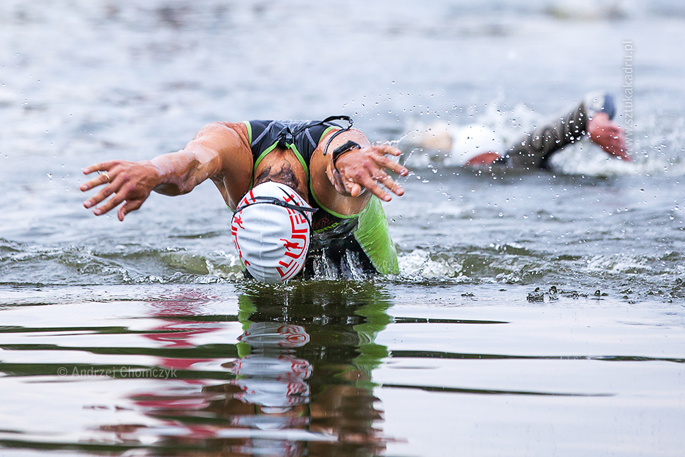 Guru Triathlon Warszawski