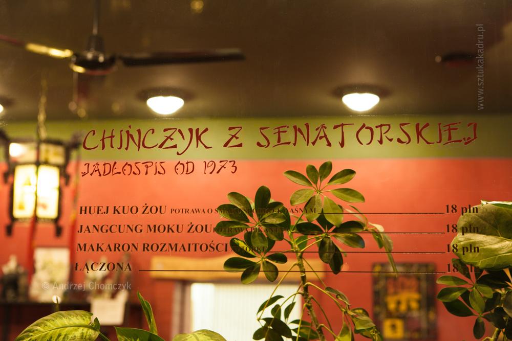 """Bar """"Chińczyk"""""""